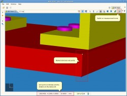 IDA-STEP Viewer Pro 3D - Measurement